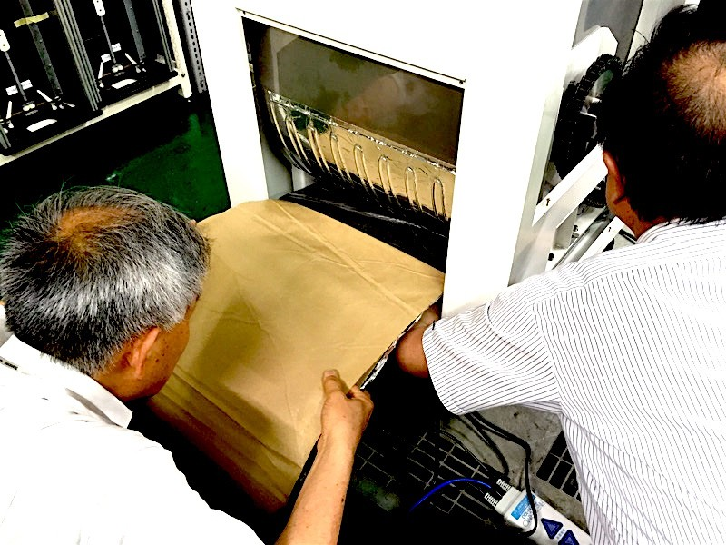 """業務用生ゴミ処理機 新型10kg機 機械開発 """"その7"""""""
