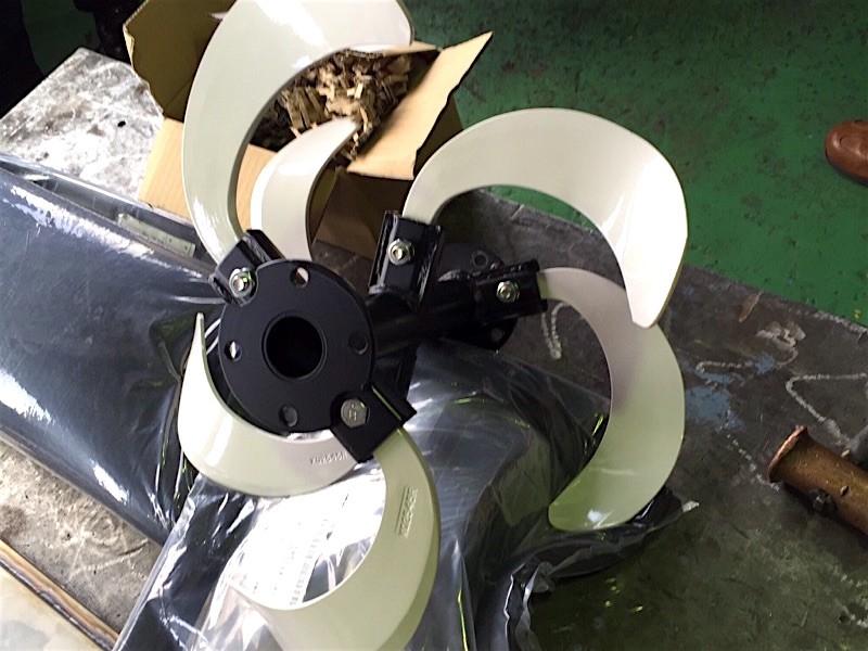 """業務用生ゴミ処理機 新型10kg機 機械開発 """"その2"""""""