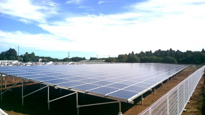 【その4】太陽光パネル設置